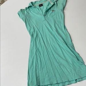 Mint Green Polo Dress (Size XS)